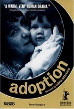 Adoption (1975) afişi