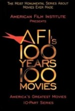 AfI's 100 Years... 100 Movies (1998) afişi