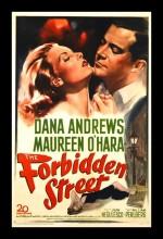 Affairs Of Adelaide (1949) afişi