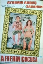 Afferin çocuğa (1979) afişi