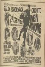 Agents Wen Manong (1968) afişi