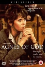 Agnes Of God (1985) afişi
