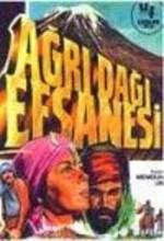 Ağrı Dağı Efsanesi (1975) afişi
