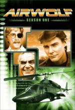 Airwolf (1984) afişi