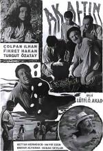 Ak Altın (1957) afişi