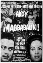 Ako'y Magbabalik! (1966) afişi