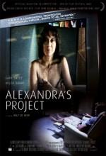 Alexandra's Project (2003) afişi