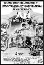 Ali In Wonderland (1992) afişi