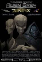 Alien Grey: Zone-x (2009) afişi