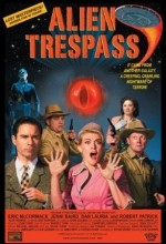 Alien Trespass (2009) afişi
