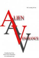 Alien Vengeance (2010) afişi