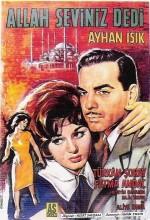 Allah Seviniz Dedi (1962) afişi