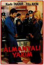 Almanyalı Yarim (1974) afişi