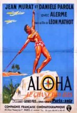 Aloha, Le Chant Des îles (1937) afişi