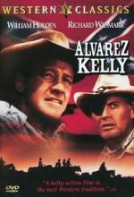 Alvarez Kelly (1966) afişi