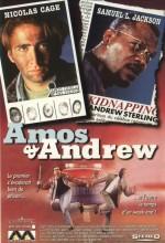 Amos & Andrew (1993) afişi