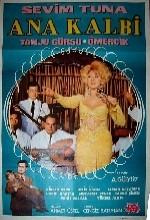 Ana Kalbi (1969) afişi