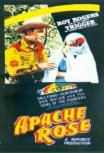 Apache Rose (1947) afişi