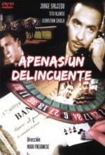 Apenas Un Delincuente (1949) afişi