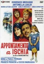 Appuntamento A ıschia (1961) afişi