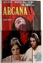 Arcana (1972) afişi
