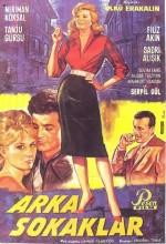 Arka Sokaklar (1963) afişi