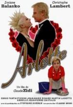 Arlette (1997) afişi