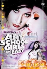 Art School Girls Are Easy (2009) afişi