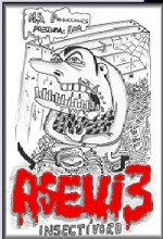 Asevi 3: ınsectívoro (2003) afişi
