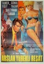 Aslan Yürekli Reşat (1967) afişi
