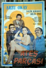 Ateş Parçası (1977) afişi