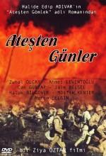 Ateşten Günler (1988) afişi