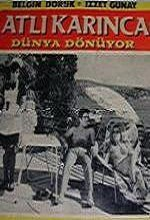 Atlı Karınca Dönüyor (1968) afişi