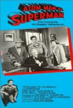 Atom Man Vs. Superman (1950) afişi