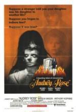 Audrey Rose (1977) afişi