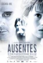 Ausentes (2005) afişi