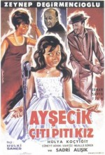 Ayşecik Çıtı Pıtı Kız (1964) afişi