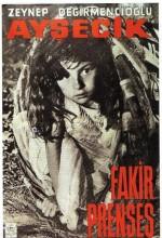 Ayşecik Fakir Prenses (1963) afişi