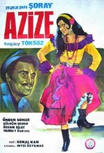 Azize (1968) afişi