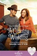 A Country Wedding (2015) afişi