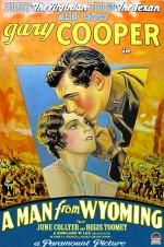 A Man from Wyoming (1930) afişi