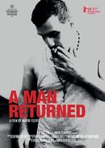 A Man Returned (2016) afişi