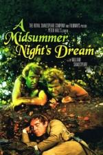 A Midsummer Night's Dream (1968) afişi