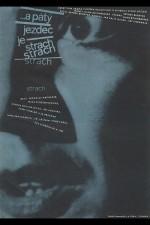 ...a Páty Jezdec Je Strach (1965) afişi