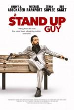 A Stand Up Guy (2016) afişi