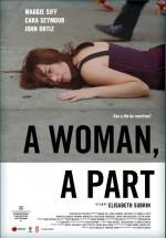 A Woman, a Part (2016) afişi