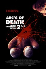 ABCs of Death 2.5 (2016) afişi