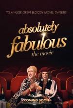 Absolutely Fabulous: The Movie (2016) afişi