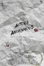 Actors Anonymous (2017) afişi