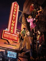 Adventures in Babysitting (2016) afişi